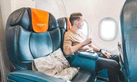 Darf ich einen Flug auslassen? Und was ist mit meinem Gepäck?