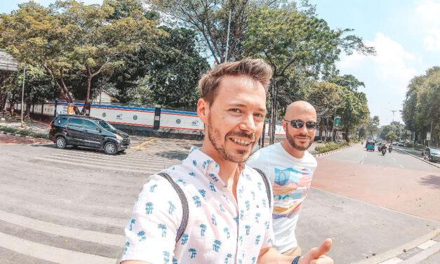 Noch einmal Jakarta, bevor es für uns nach Bali geht