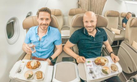 Mit der Batik Air Business Class nach Bali