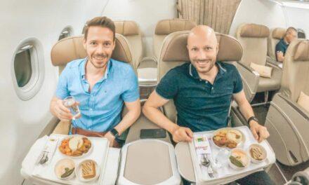Mit der Batik Air Business Class nach Bali