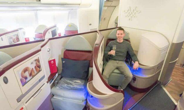 Nur eine Strecke! Air Serbia Business Class A330