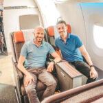 Ab 161€ im Dreamliner in Business Class Städtetour nach Madrid und zurück