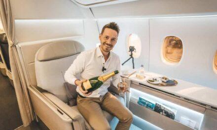 Weltweit beste First Class: Air France La Premiere
