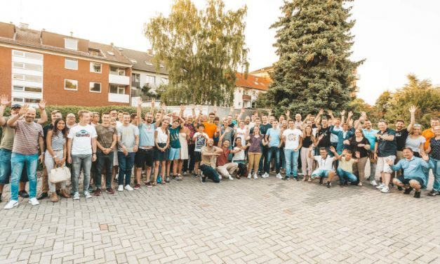Unser Fantreffen im August 2019