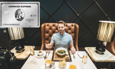 American Express Platinum mit 50.000 Punkten