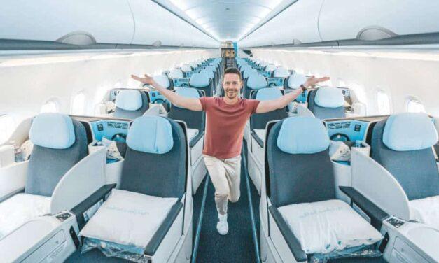 La Compagnie A321neo Business Class
