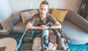 Was ist im Handgepäck, warum und wie organisiert?