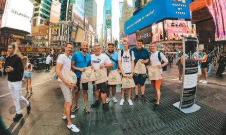 Newark, New York und unser Mini-Fantreffen