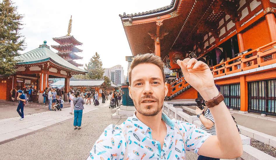 Ob Narita oder Tokio, wir nehmen beide Städte mit