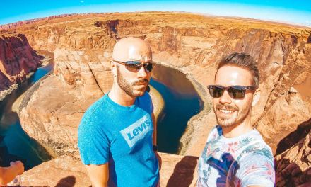 Canyons, BBQ und Burger in den USA
