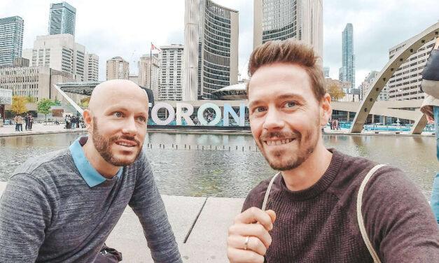 Toronto am Sonntag & Meet and Greet mit Zuschauern