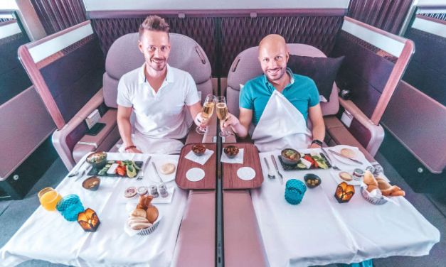 Qatar First Class A380, lohnt sich die Qatar Airways First?