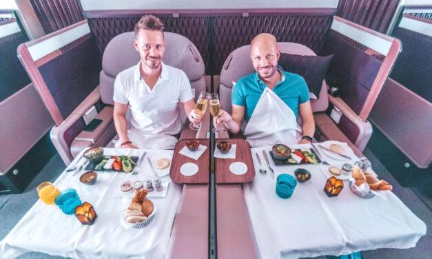 Qatar First Class A380, lohnt sich die Qatar Airways First?