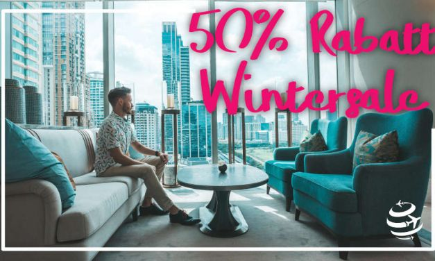 50% Rabatt bei Hilton für Japan, Korea & Guam