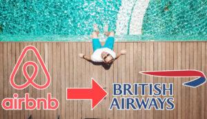 Mit Airbnb British Airways Avios sammeln