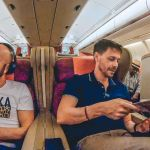 Mit Hongkong Airlines in Business Class nach Bali