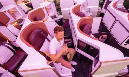 Virgin Atlantic A350 Business Class