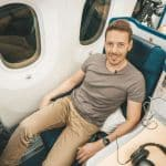Fast verpasst! ANA 787 Business Class nach Sydney