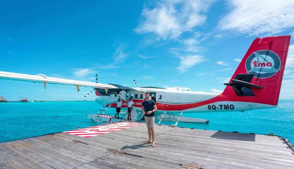 Malediven wir kommen! Zuerst ins Conrad Malediven