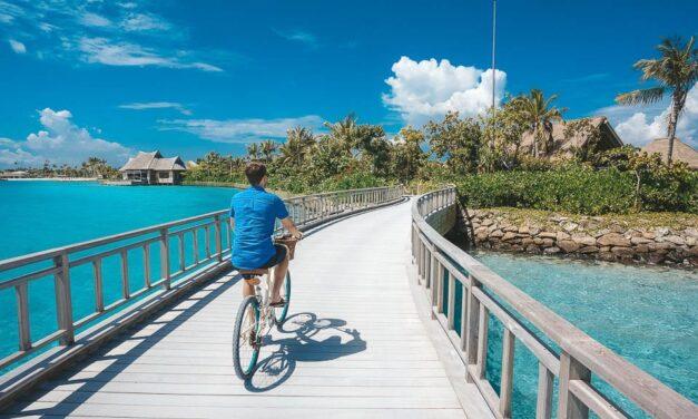 Waldorf Astoria Malediven, ausgiebiger Hotelrundgang