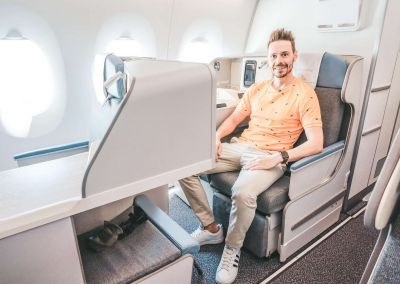 South African Business Class