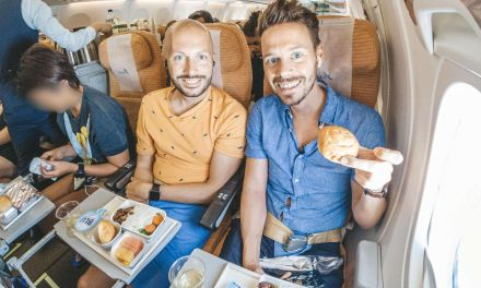 SilkAir Economy Tripreport 737 nach Singapur