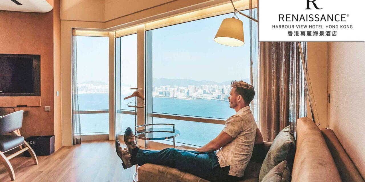 Hotelrundgang Renaissance Harbor View Hongkong