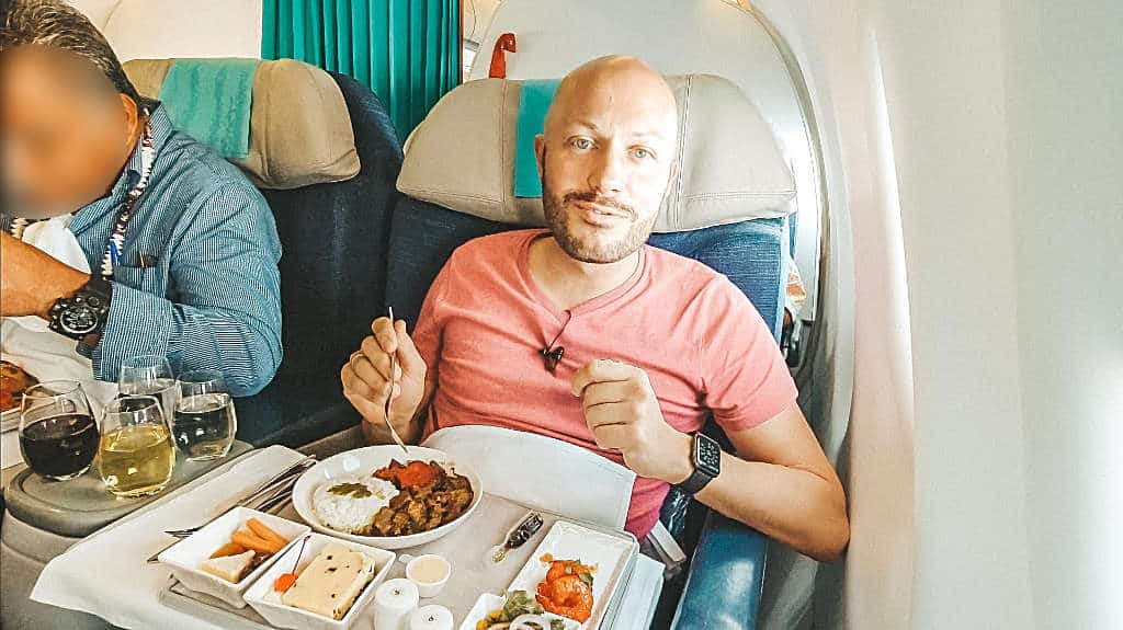 Aircalin Business Class A320 Tripreport