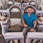 Aircalin Business Class A330neo