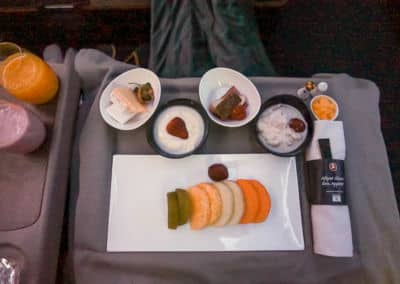 Turkish Airlines Business Class 777