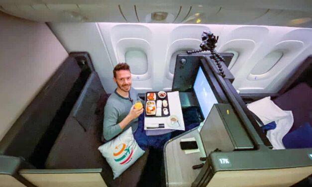 ANA The Room – die weltweit beste Business Class?