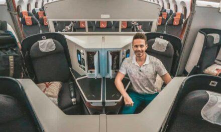 Avianca Business Class 787-8