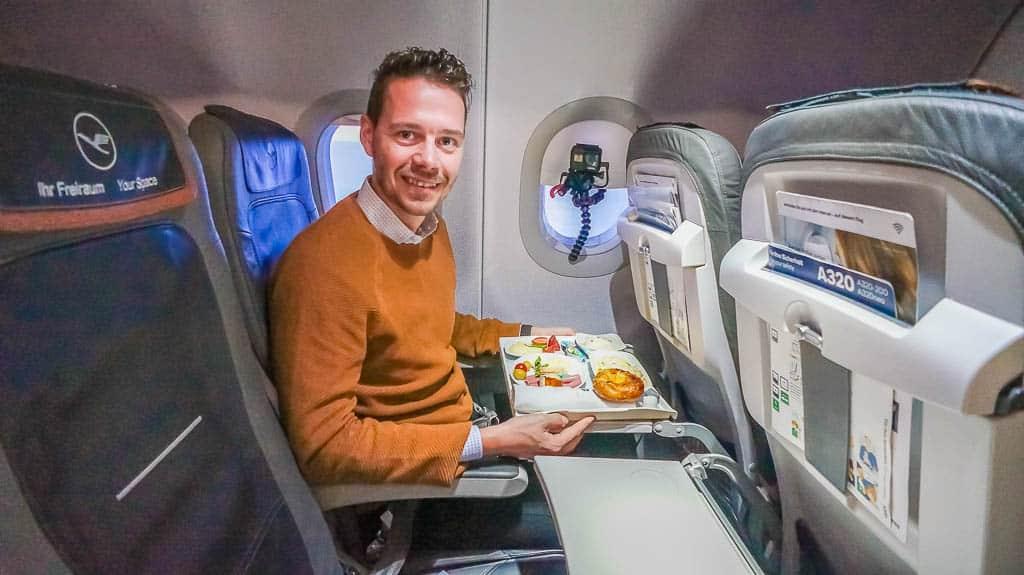 Lufthansa Business Class A319