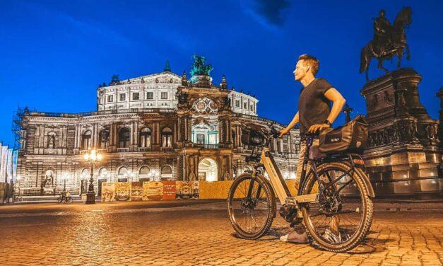 Dresden & Meißen mit dem Fahrrad und zu Fuß