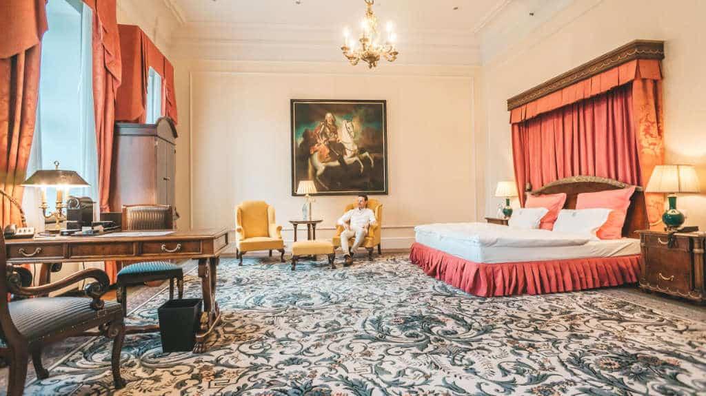 Taschenbergpalais Kempinski Dresden Hotelrundgang