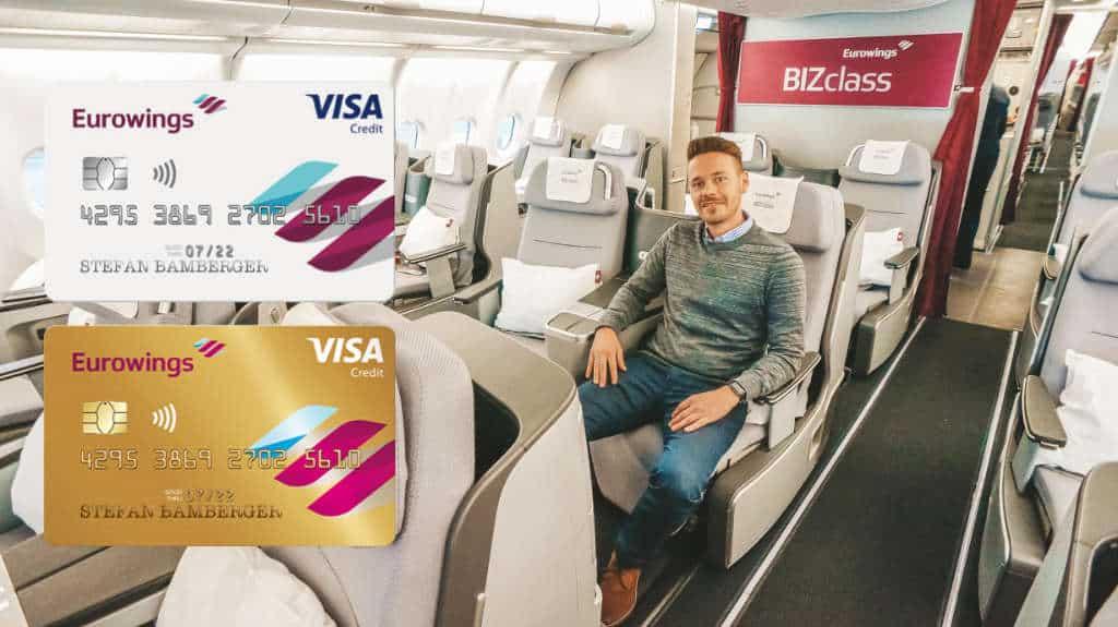 Willkommensbonus! Attraktives Angebot für die Eurowings Kreditkarten