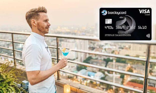 Barclaycard Visa, perfekt zum Zahlen in Fremdwährung!?