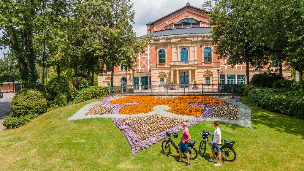 Bayreuth, kulinarisch & kulturell (a bissl)
