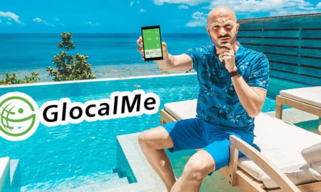GlocalMe G4 Pro und unsere Erfahrung nach 2,5 Jahren GlocalMe