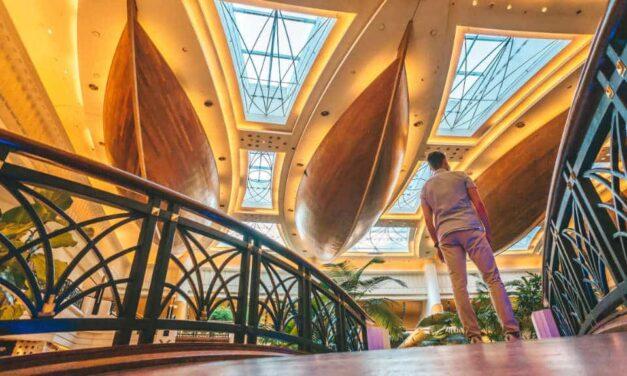 Grand Hyatt Dubai Hotelrundgang