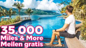 DKB Cash: 35.000 Miles & More Meilen und mehr kostenlos erhalten