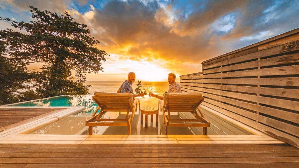 Hilton Seychellen Northolme Hotelrundgang