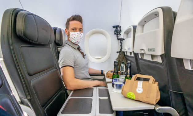 Economy + Business Class auf British Airways Europastrecke
