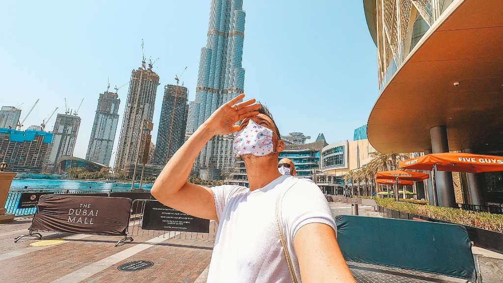 Urlaub in Dubai, das müsst ihr aktuell vor Ort beachten