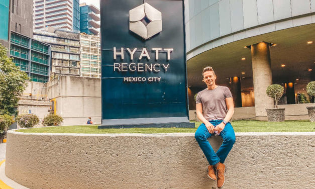 Hyatt Regency Mexico City Hotelrundgang
