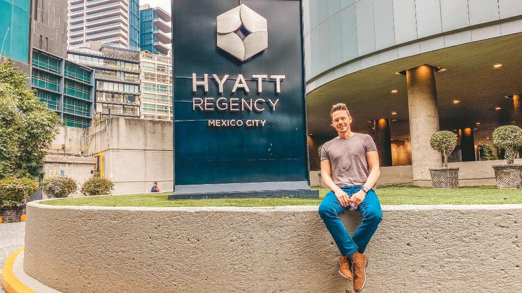 Hyatt Regency Mexico City Hotelrundgang