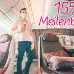15% Meilenbonus bei American Express Punktetransfer zu Asia Miles