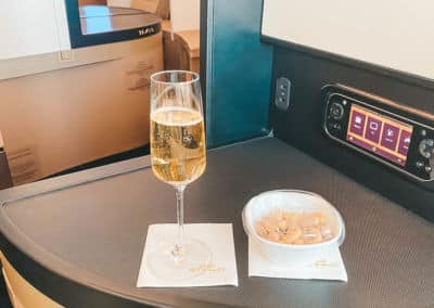 Etihad 787-10 Business Class