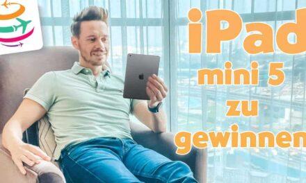 iPad mini 5 WiFi Gewinnspiel