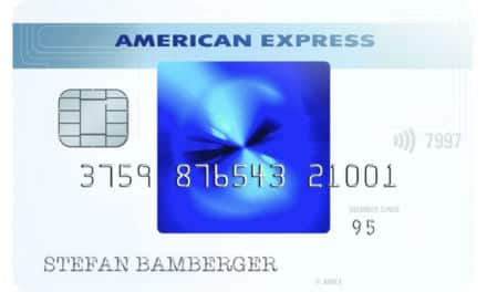 35€ American Express Blue